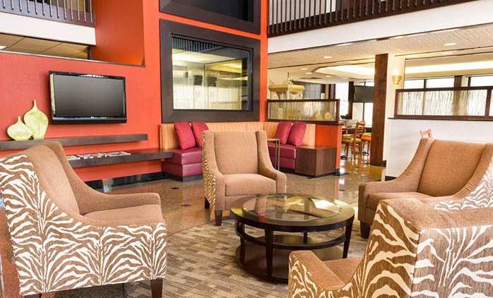 Drury Inn & Suites Near The Tech Center Denver - Lobby
