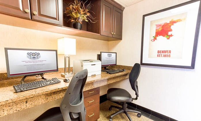 Drury Inn & Suites Near The Tech Center Denver - Business Center