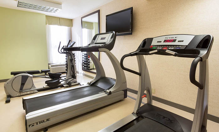 Drury Inn & Suites Near The Tech Center Denver - Fitness Center