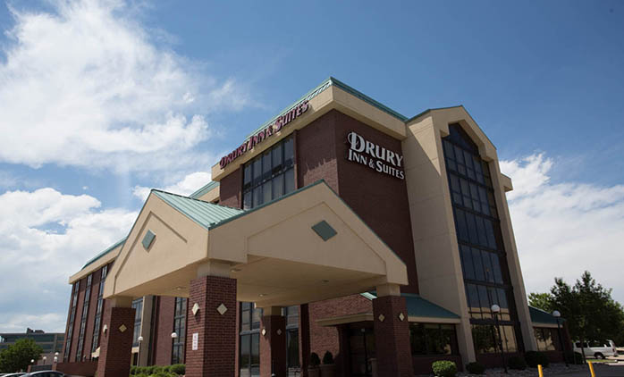 Drury Inn Suites Near The Tech Center Denver Hotel Exterior