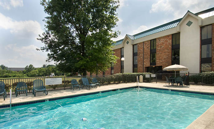 Pear Tree Inn St. Louis Fenton - Swimming Pool