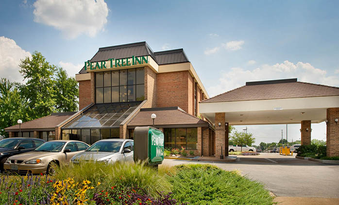 Pear Tree Inn Airport St. Louis - Hotel Exterior