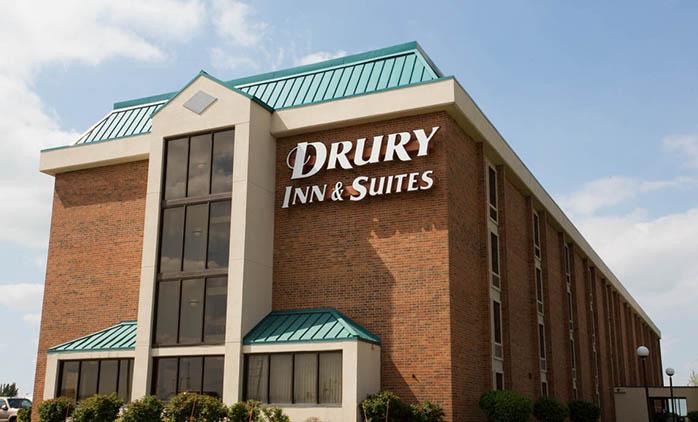Drury Inn & Suites St. Joseph - Hotel Exterior
