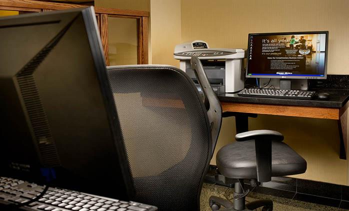 Drury Inn & Suites Kansas City Shawnee Mission - Business Center