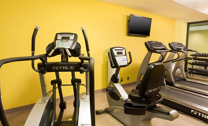 Pear Tree Inn Airport San Antonio - Fitness Center