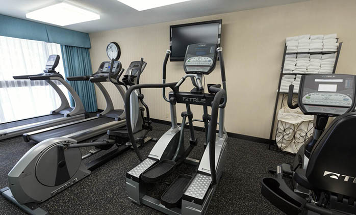 Drury Inn & Suites Detroit Troy - Fitness Center