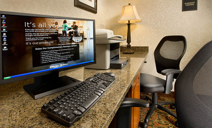 Drury Inn & Suites Westport St. Louis - Business Center