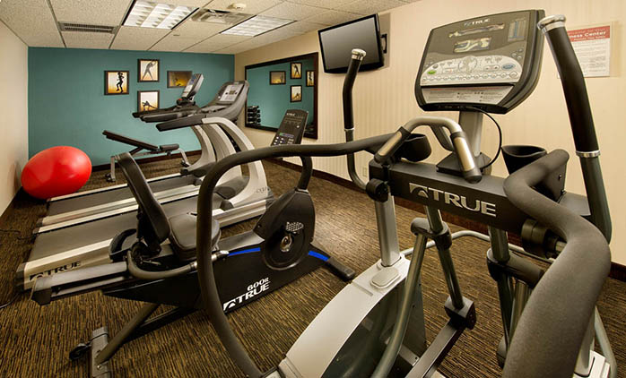 Drury Inn & Suites Stadium Kansas City - Fitness Center