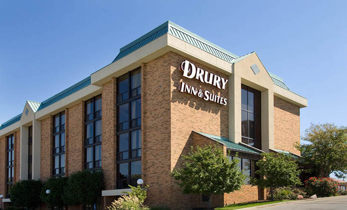 Drury Inn & Suites Stadium Kansas City - Hotel Exterior
