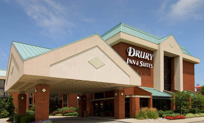 Drury Inn & Suites Fairview Heights - Hotel Exterior