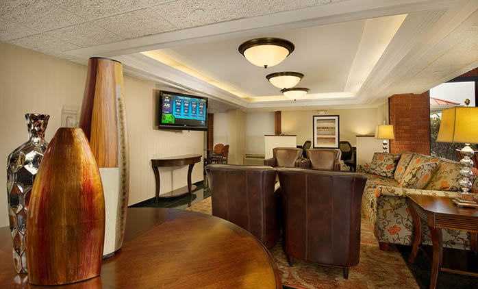 Drury Inn & Suites Fairview Heights - Lobby