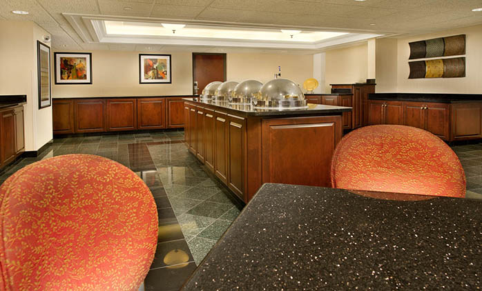 Drury Inn & Suites Fairview Heights - Dining Area