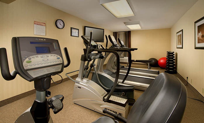 Drury Inn & Suites Fairview Heights - Fitness Center