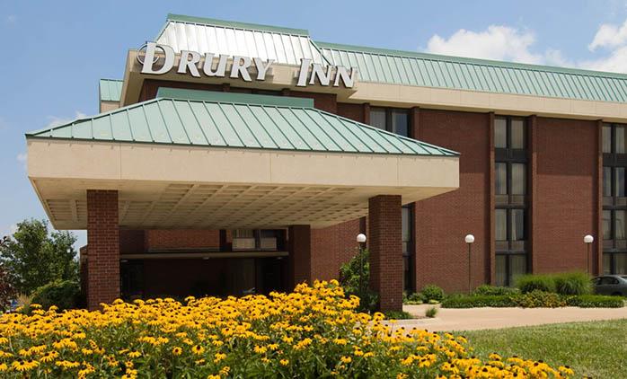 Drury Inn & Suites Fenton - Hotel Exterior