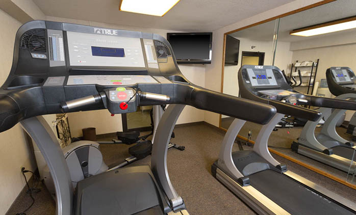 Drury Inn Poplar Bluff - Fitness Center