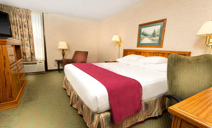 Drury Inn Poplar Bluff - Deluxe King Room