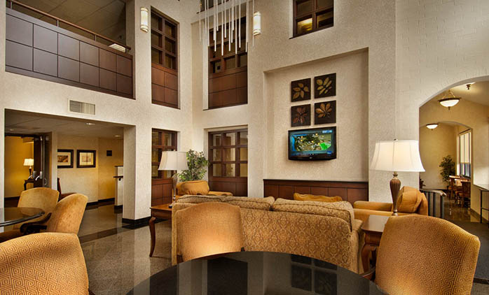 Drury Inn Indianapolis - Lobby