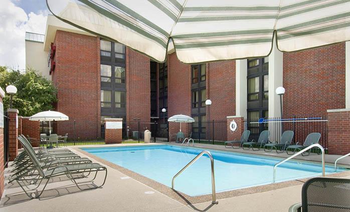 Drury Inn Indianapolis Outdoor Pool