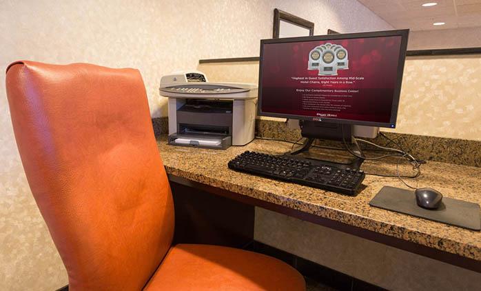Drury Inn Indianapolis - Business Center