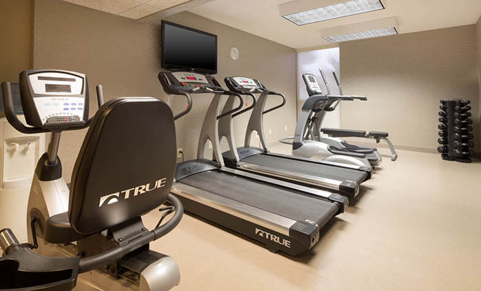 Drury Inn Mobile - Fitness Center