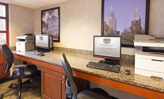 Drury Inn Mobile - Business Center