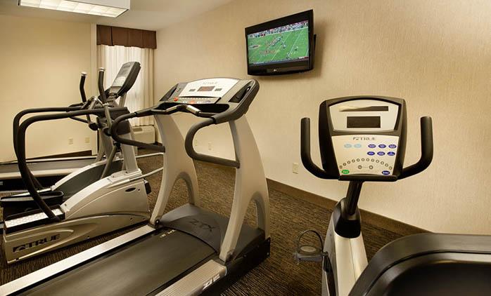 Drury Inn Collinsville - Exercise Area
