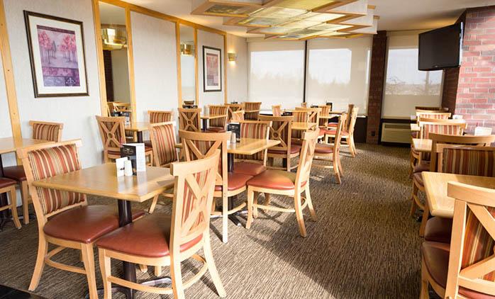 Pear Tree Inn Rolla - Dining Area