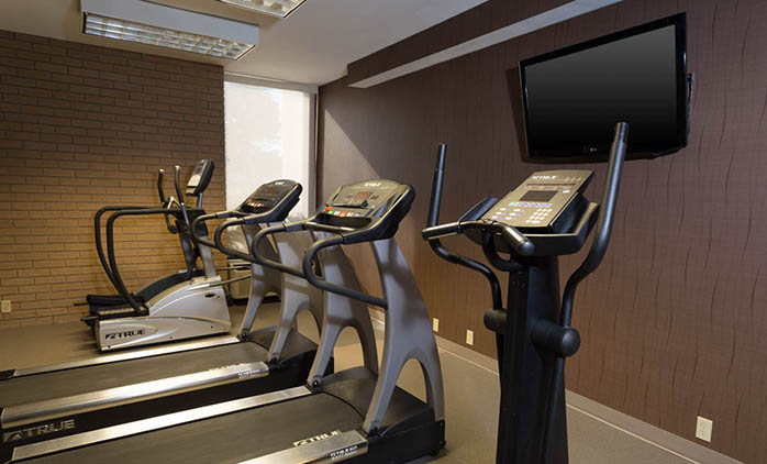 Drury Inn & Suites Champaign - Fitness Center