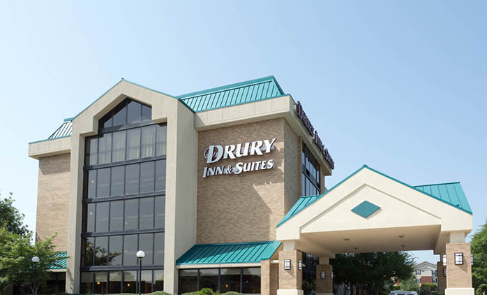 Drury Inn & Suites North Charlotte - Hotel Exterior