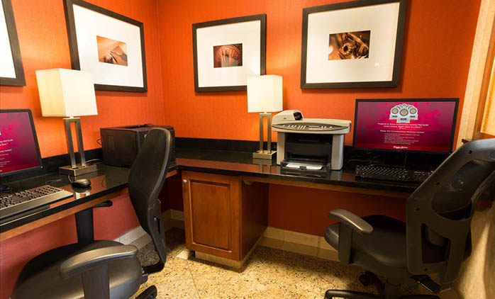 Drury Inn & Suites North Charlotte - Business Center