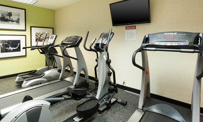 Drury Inn & Suites North Charlotte - Fitness Center