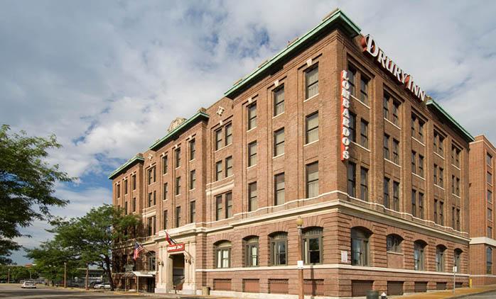 Drury Inn Union Station St Louis Hotel Exterior