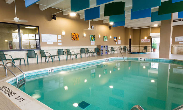 Drury Inn & Suites St. Louis Creve Coeur - Indoor Pool