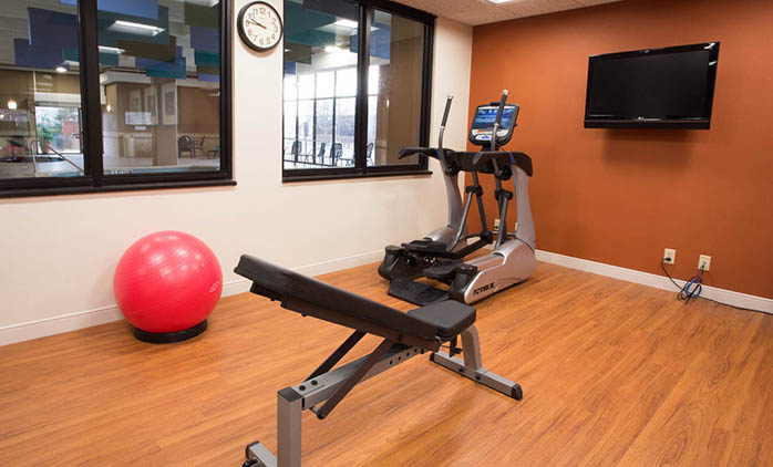 Drury Inn & Suites St. Louis Creve Coeur - Fitness Center