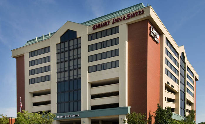 Drury Inn & Suites Creve Coeur - Exterior