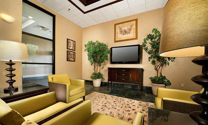 Pear Tree Inn Union Station St. Louis - Lobby