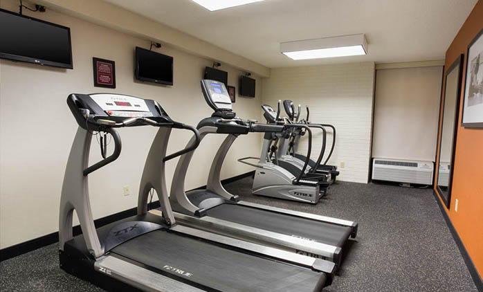 Drury Inn Airport St. Louis - Fitness Center