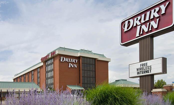 Drury Inn Airport St. Louis - Hotel Exterior