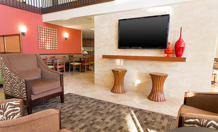 Drury Inn & Suites Northwest Atlanta - Lobby