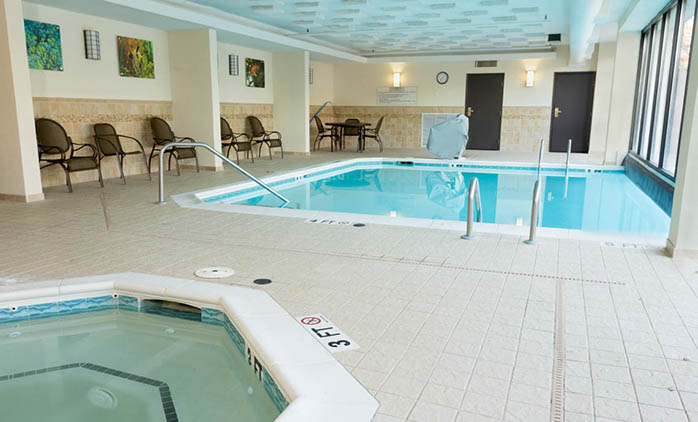 Drury Inn & Suites Northwest Atlanta - Indoor/Outdoor Pool