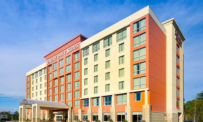 Drury Inn & Suites Valdosta - Hotel Exterior