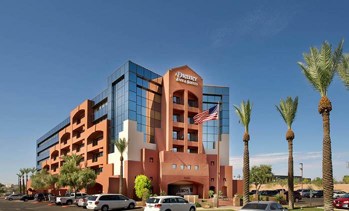 Drury Inn Suites Airport Phoenix Hotel Exterior