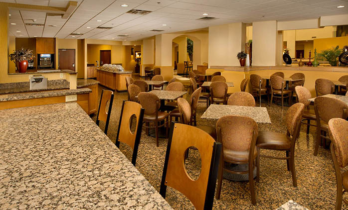 Drury Inn & Suites Airport Phoenix - Dining Area