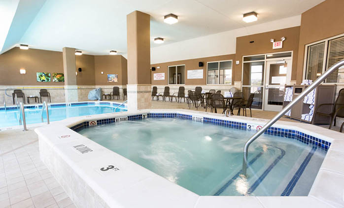 Drury Inn Suites Colorado Springs Near The Air Force Academy Hotels