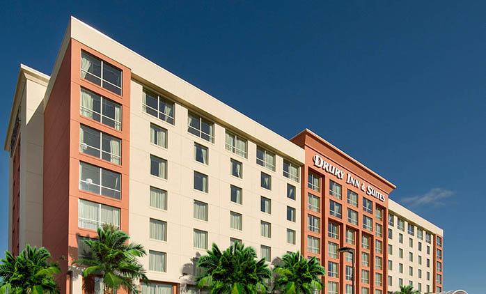 Drury Inn & Suites Orlando - Hotel Exterior