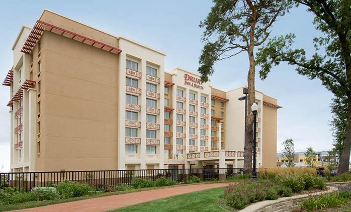 Drury Inn & Suites West Des Moines - Hotel Exterior