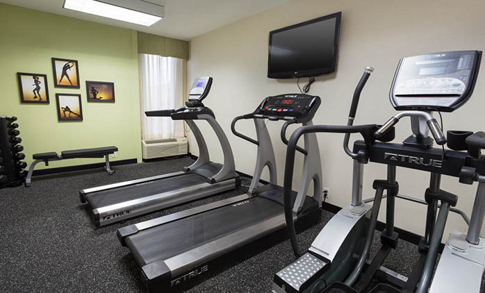 Drury Inn Marion - Fitness Center