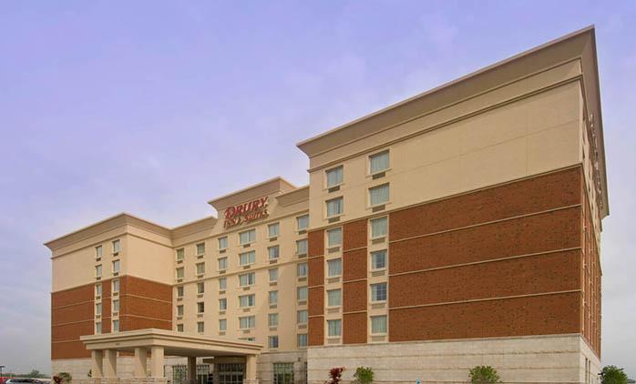 Drury Inn Suites O Fallon Hotel