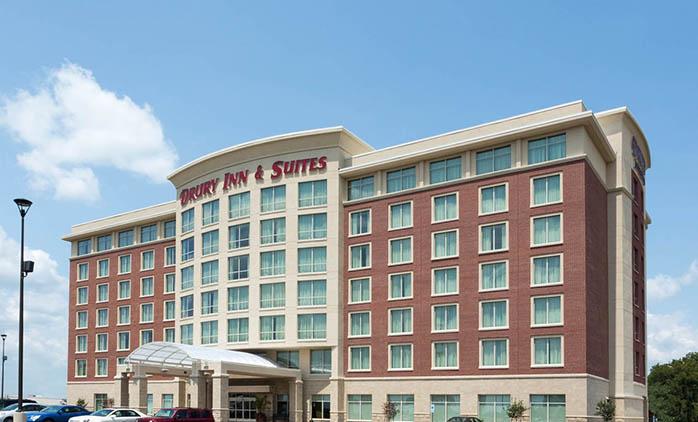 Drury Inn & Suites Mt. Vernon - Hotel Exterior
