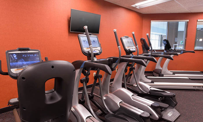 Drury Inn & Suites Mt. Vernon - Fitness Center